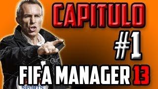 Fifa Manager 13 | HD | Gameplay COMENTADO en Español | Preparando la pre-temporada [Villareal]