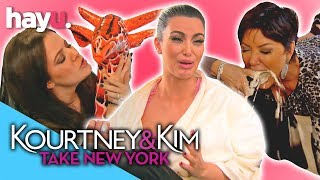 Most Memorable Moments From KKTNY | Keeping Up With The Kardashians