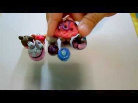 Cold Porcelain Charms xvid