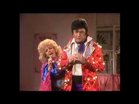Bert and Patti Newton singing on the don lane show