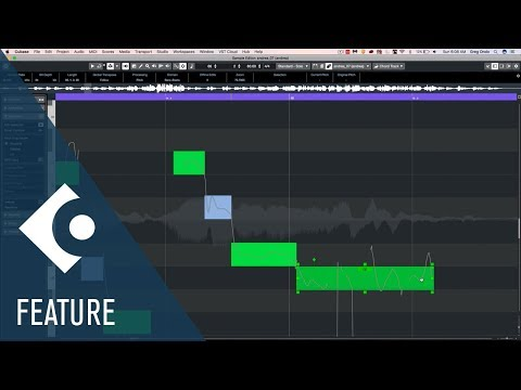 Tuning your Vocals Faster with VariAudio 3 | New Features in Cubase 10