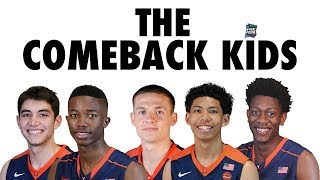 The Redemption Story Of Virginia Basketball