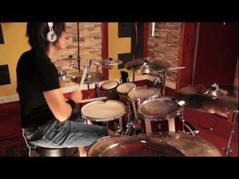 Iago Pico  Killswitch Engage  Rose of Sharyn Drum