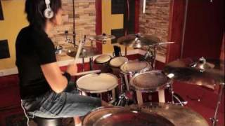 Iago Pico - Killswitch Engage - Rose of Sharyn (Drum Cover)