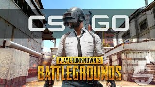 If CS GO Was PUBG