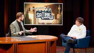 Die Florian Schroeder Satireshow: Spezial mit Abdelkarim und Michael Ballweg