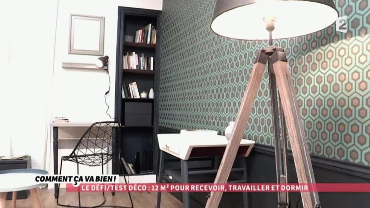 DÉCO] Optimiser un petit studio #CCVB - YouTube