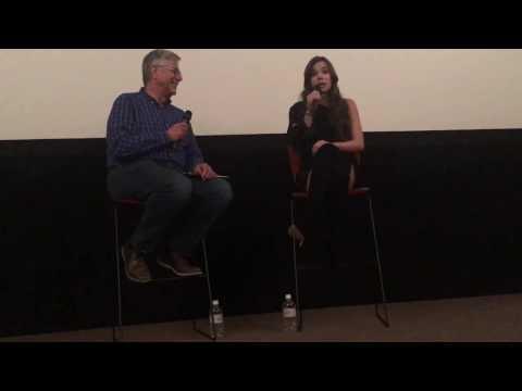 Hailee Steinfeld Q&A - October 24, 2016