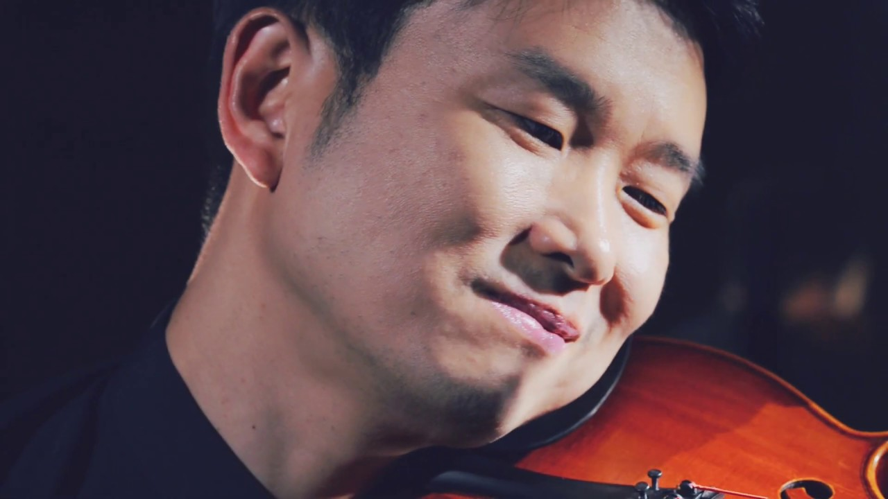 Face of Classic OP.04 :Violist Joseph Lim