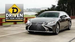 2018 Lexus LS 500h Car Review