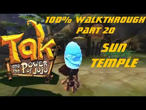#20 | Let's Play Tak and the Power of Juju 100% - Sun Temple