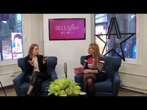 #BELLATV: Editor in Chief Courtenay Hall + Personal Stylist Evan Elkowitz
