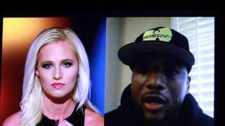 Charlamange tha God on The Blaze w/ Tomi Lauren Part 1 & 2