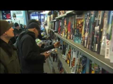 Comickultur - Die Welt der Comicsammler