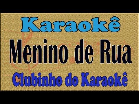 Jorge de Altinho pot-pourri Menino de Rua - Vivência - Karaoke