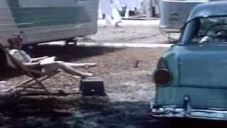 1957 CAMPING! Amateur Film