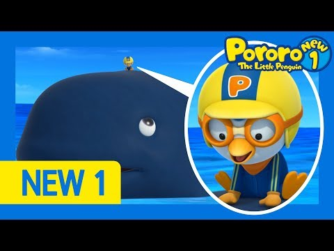Ep27 My New Friend Is the Whale | Have you seen a giant whale? | Pororo HD | Pororo New1 en streaming