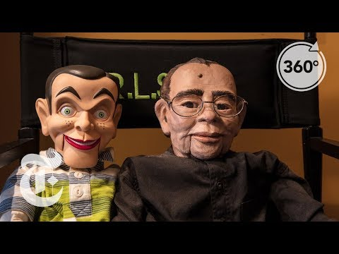 Visiting R.L. Stine: an Apartment Meant to Give You 'Goosebumps'