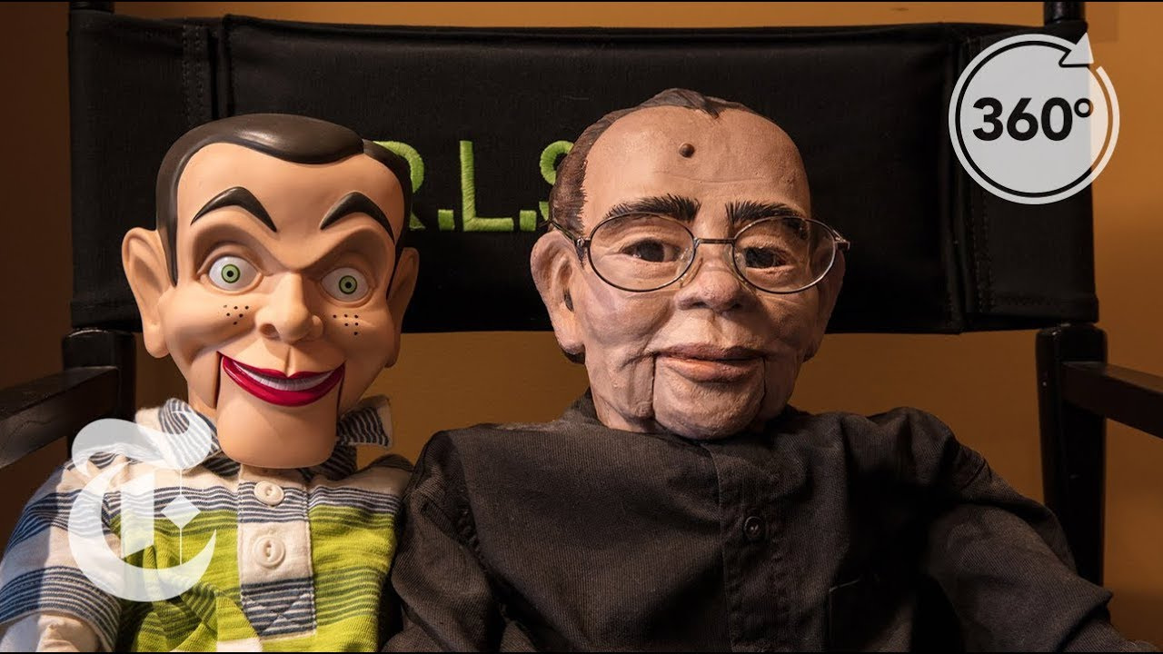Visiting R.L. Stine: an Apartment Meant to Give You ...