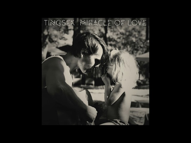 Tingsek - Miracle Of Love (Eurythmics cover) - Audio only