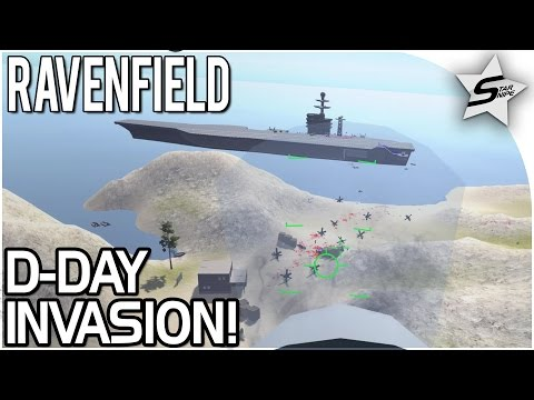 AIRCRAFT CARRIER BATTLE, D-DAY INVASION, PLANE DOGFIGHTS! - Ravenfield Gameplay (Beta 6 Update!)