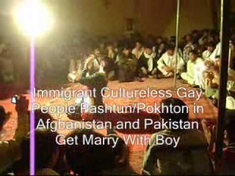 Immigrant Cultureless People Pashtun/Pokhton Gay Dance in Pashtunistan Pathan Pakhtoonwali lol thumbnail