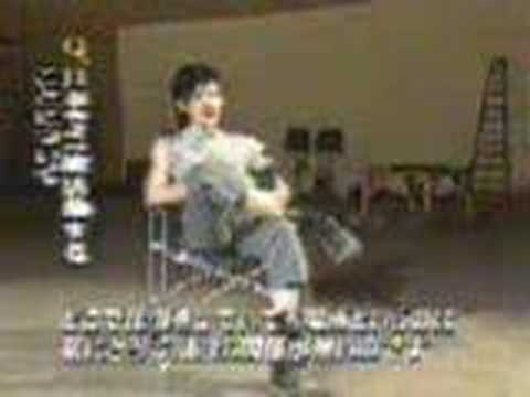 Faye Wong Japan EZ-TV interview 1