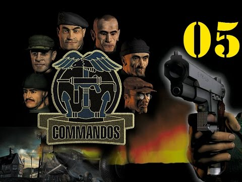 Commandos: Behind Enemy Lines - Mission 05: Blind Justice