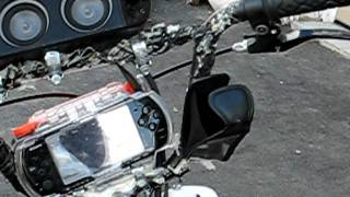 BIKE WITH SPEAKERS
