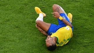 """Le comportement de Neymar est """"une honte pour le football"""" pour le sélectionneur mexicain"""