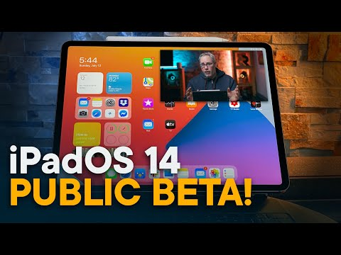 iPadOS 14 In-Depth Preview — Public Beta!