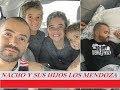❤️  Hijos de Nacho como han crecido!!! hasta 2018 - Happy Happy y Los Mendoza  ❤️  chinos de nacho