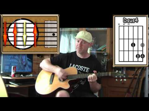 First Of The Gang To Die - Morrissey - Acoustic Guitar Lesson