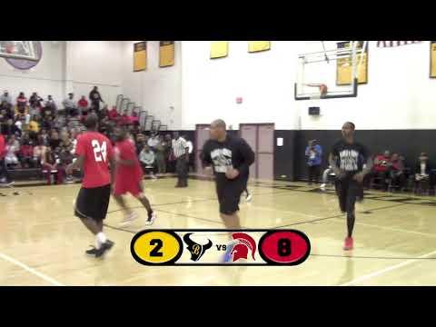Pittsburgh City League  Alumni Basketball Brashear Vs Schenley Full Game 2017