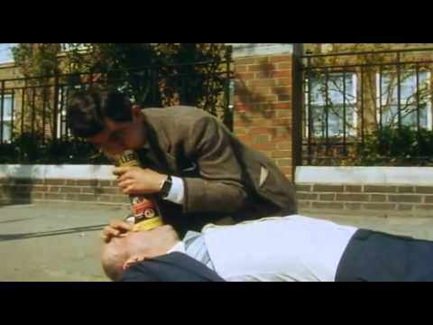 Mr  Bean   Heart Attack & First Aid