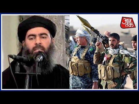 Iraqi Army Traps Islamic State Chief Abu Bakr al-Baghdadi In Mosul