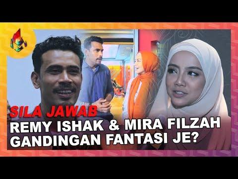 Remy Ishak & Mira Filzah gandingan fantasi je? | Melodi (2019)
