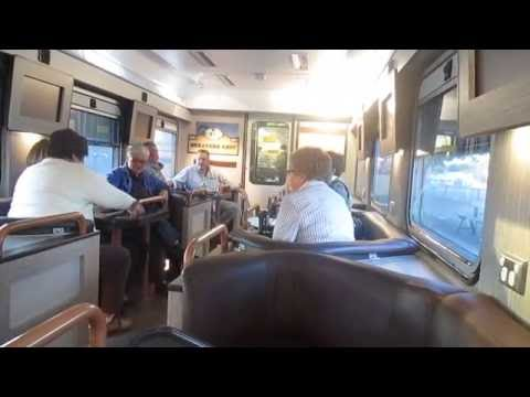 Brisbane to Longreach  by  train. John Coyle video