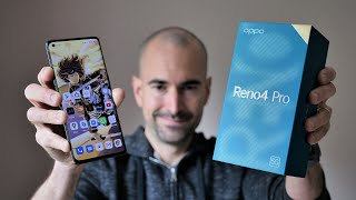 Oppo Reno 4 Pro 5G | Unboxing & Full Tour