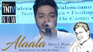 TNTV Now: Nyoy Volante - Sorry Na Pwede Ba | Alaala, Memories of The Way We Were