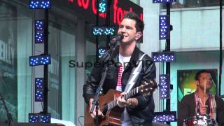 Andy Grammer performing on 'Fox and Friends'  Andy Gramme...