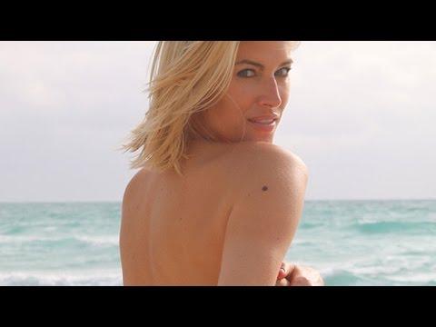 Semi nude beach girls