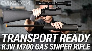 Transport Ready - KJW M700 Gas Sniper Rifle