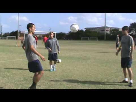 Training Session #2 - 2016 NAIA Men