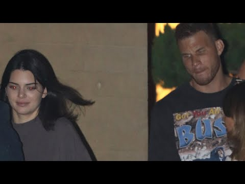 Kendall Jenner Spotted Leaving L.A. Hotspot with Blake Griffin -- See the Pic!
