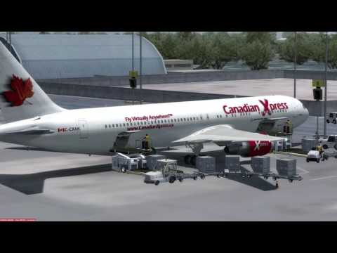 Boeing 767-300 Delhi (VIDP) to Moscow (UUEE) P3D v3.4