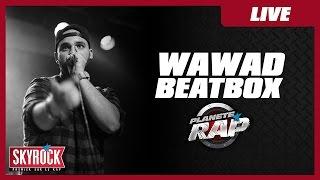 Wawad en live dans le Planète Rap de BigFlo et Oli !