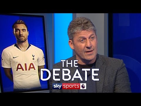 Does Christian Eriksen's heart lie away from Tottenham? | Andy Townsend & Don Hutchison | The Debate