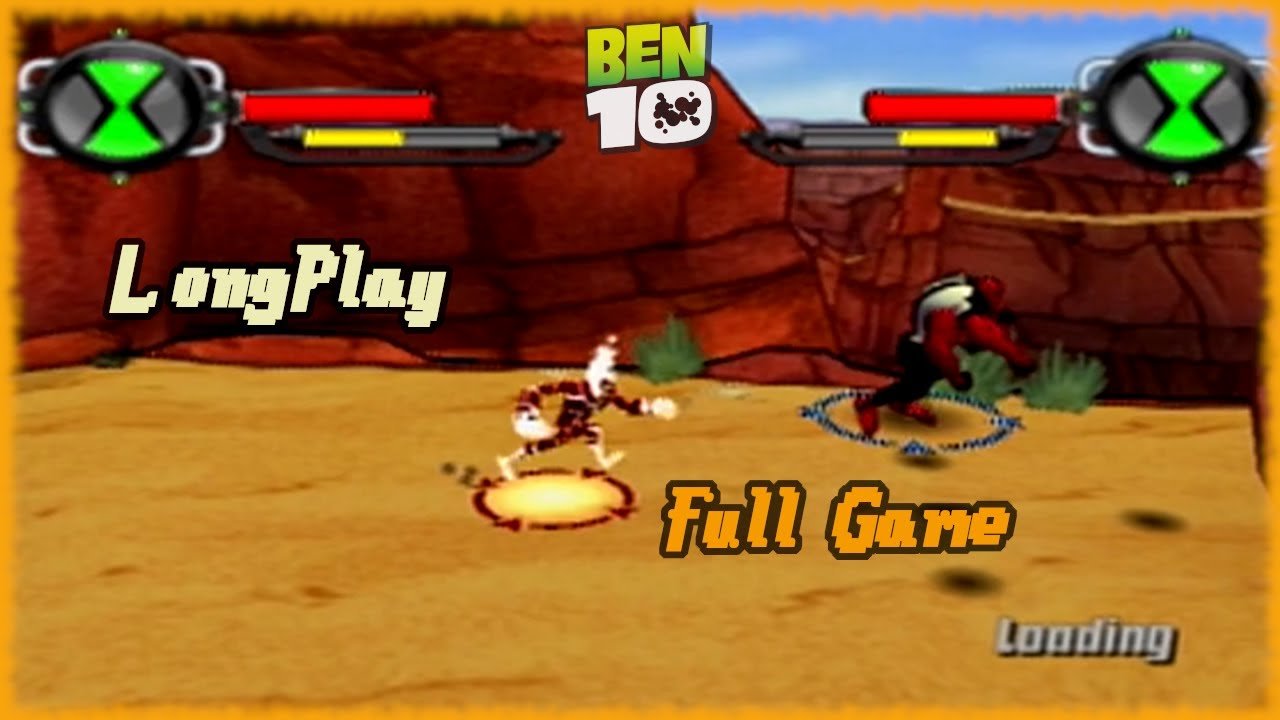 Ben 10: Protector of Earth Walkthrough FULL GAME Longplay ...