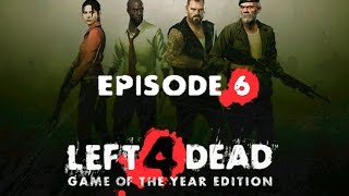THIS GAME HATES ME!! - LEFT 4 DEAD Ep6
